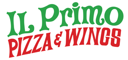 Il Primo Pizza and Wings Logo