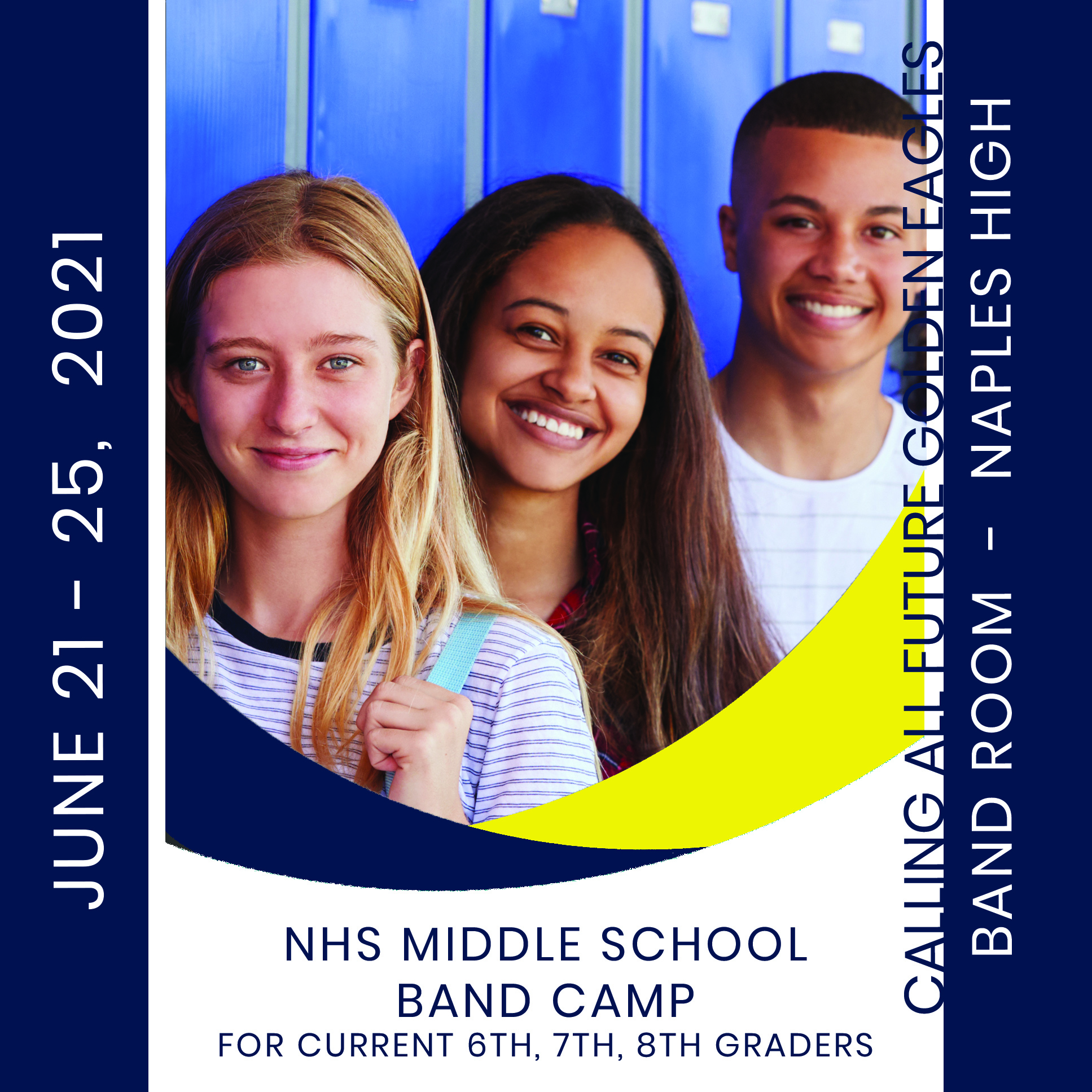 Middle School Band Camp NHS